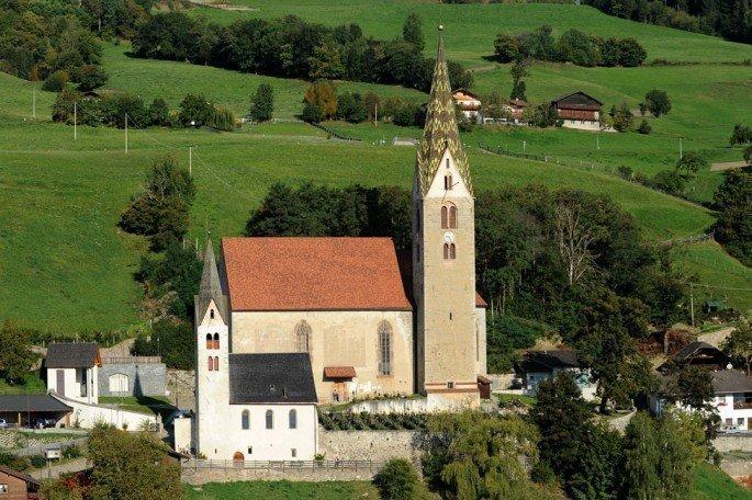 Villandro / Alto Adige - Vacanze in Val d'Isarco