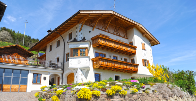 Leishof - La fattoria dei bambini nelle Dolomiti