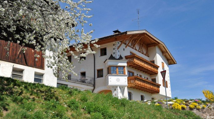 Leishof - Vacanze in agriturismo in Val d'Isarco/Alto Adige